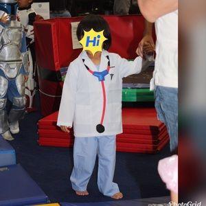 Doctor kid costume